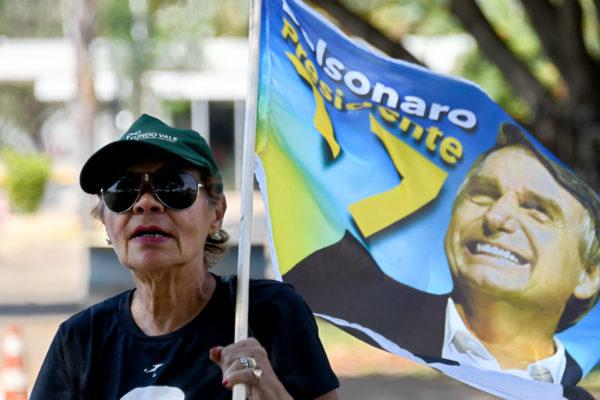 Se agitan calles en Brasil a favor y en contra de gestión de Bolsonaro