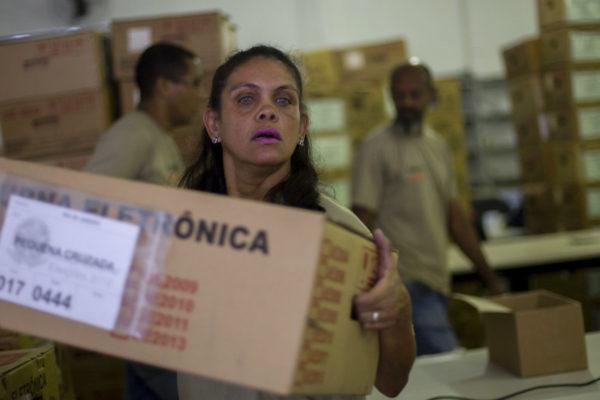 147,3 millones de brasileros llamados a votar en presidenciales