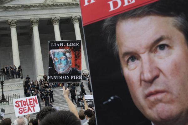 Senado de EEUU toca fondo con la disputa de Kavanaugh