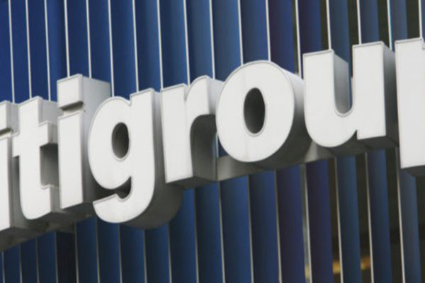 Citigroup ganó US$3.838 millones en primer semestre del año