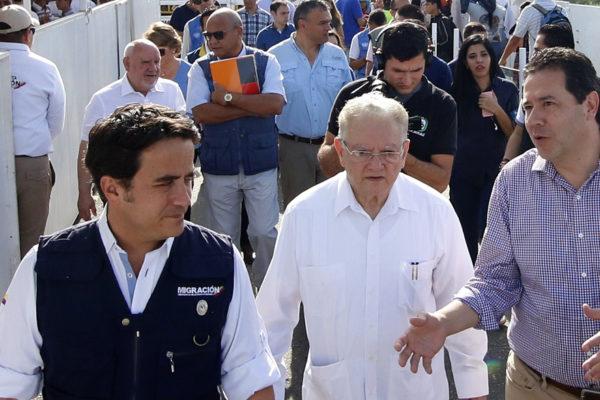 ONU pide ayuda «urgente» para atender ola migratoria venezolana