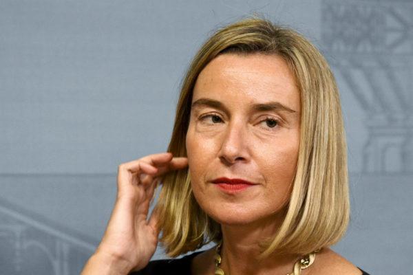 Mogherini visita México para impulsar el acuerdo comercial con la UE