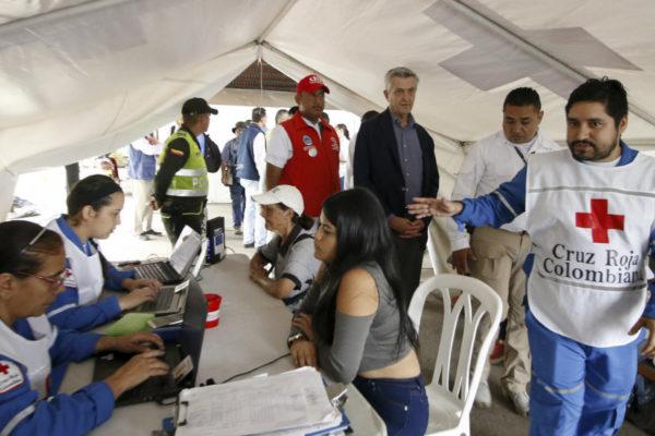 Enviado de ONU califica de crisis monumental migración venezolana