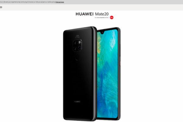 Huawei busca aventajar a Apple y Samsung con dos modelos