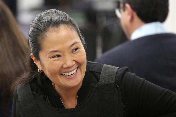 Keiko Fujimori, la hija del autócrata que quiere ser presidenta