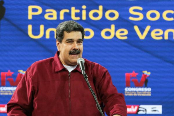 Maduro denuncia regreso del fascismo para quebrar la paz del continente