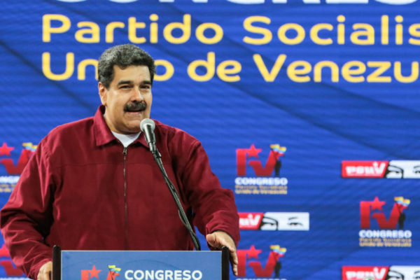 Maduro dice que en Venezuela no va a haber un Bolsonaro
