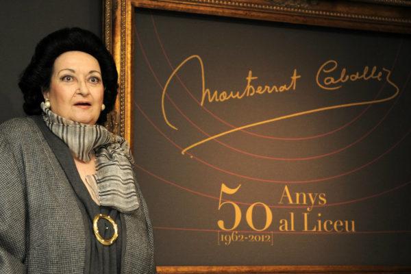 Muere la soprano Montserrat Caballé en Barcelona a los 85 años