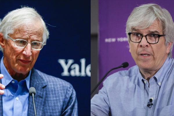 ¿Quiénes son Nordhaus y Romer, ganadores del Nobel de economía?