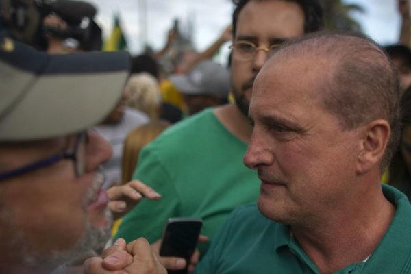 Los hombres fuertes del futuro gobierno de Bolsonaro