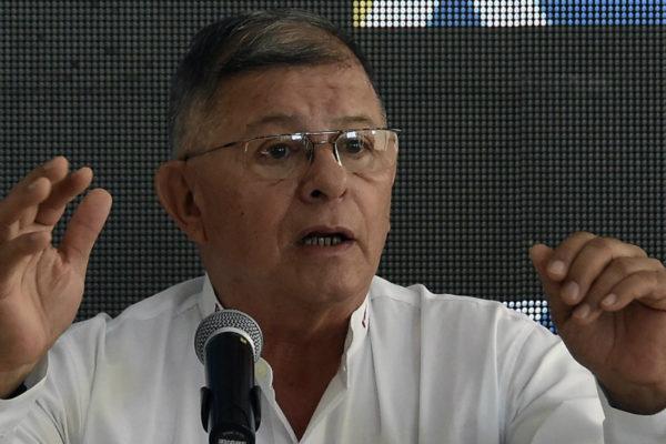 Denuncian censura en visita de exguerrillero Granda a Venezuela
