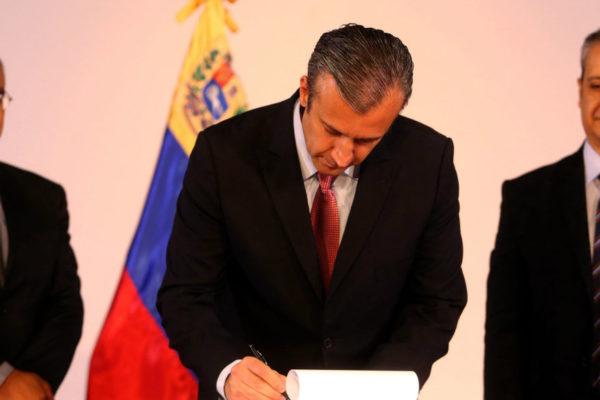 El-Aissami es el nuevo ministro de Petróleo y Asdrúbal Chávez presidirá Pdvsa