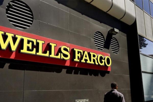 Wells Fargo gana $19.549 millones en 2019