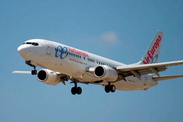 Air Europa se prepara para recuperar vuelo semanal a Venezuela en noviembre