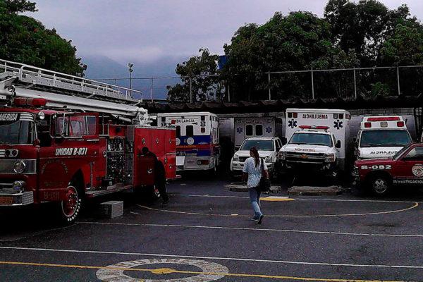Liberan a bomberos detenidos por burlarse de Maduro