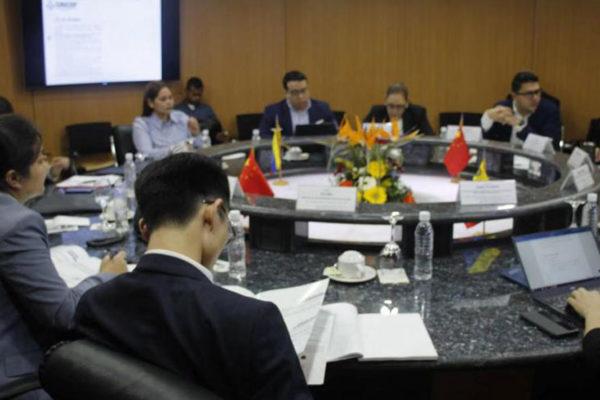 Gobierno presentó el petro a asesores chinos