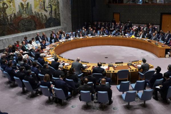 EEUU pide reunión del Consejo de Seguridad de la ONU sobre Venezuela