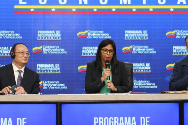 Gobierno reacciona en masa a sanción contra Conviasa y hará denuncia internacional