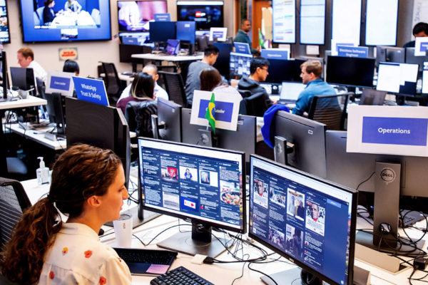 Facebook promete vigilancia para atajar desinformación en jornada electoral en EE.UU