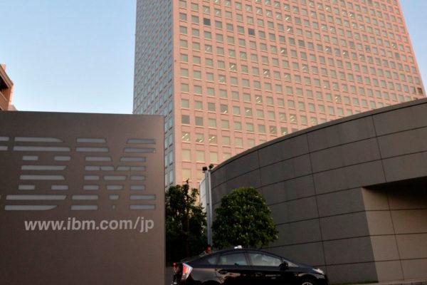 Ganancia de IBM se contrajo 26% en el primer trimestre de 2020