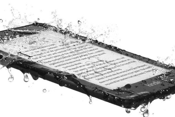 Amazon adelgaza al Kindle Paperwhite y lo hace resistente al agua
