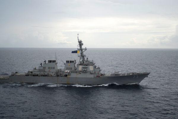 Sube la tensión militar entre EEUU y China