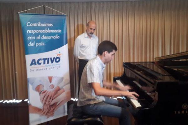 Mozarteum Caracas cumple 17 añosapoyando al talento joven