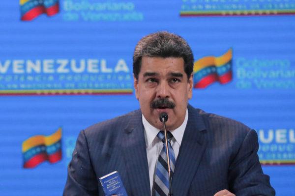 Maduro: Primer mes de aguinaldos se pagará este lunes