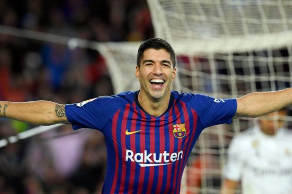 Barcelona golea 5-1 al Real Madrid con triplete de Suárez
