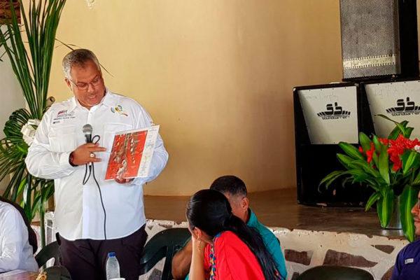 Gobierno admite minería en Canaima y promete combatirla