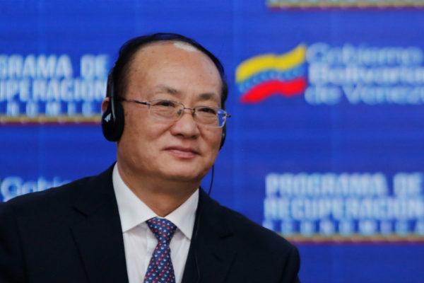 Los asesores chinos