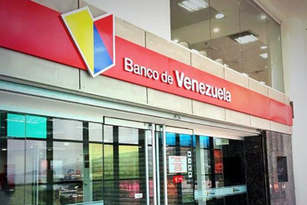 Actualización | Banco de Venezuela mantendrá atención en sus oficinas hasta el #12Feb