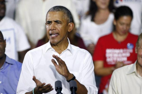 Trump y Obama, en campaña, se adjudican la bonanza económica