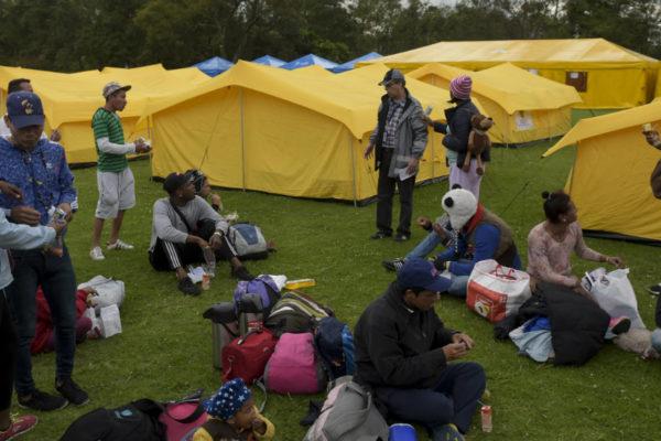 ONU alerta de crisis alimentaria entre migrantes venezolanos