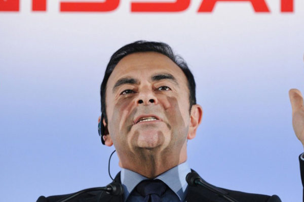 Ghosn usó fondos de Nissan para eventos y viajes personales