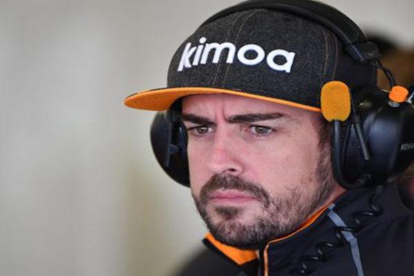 Alonso volverá en 2019 con McLaren a las 500 Millas de Indianápolis