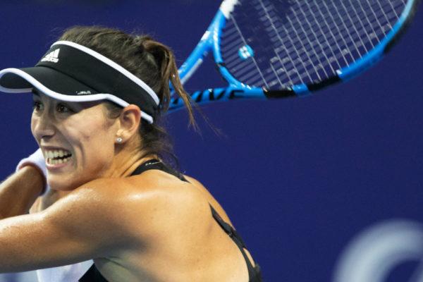 Muguruza cae en semifinales del Masters B en Zhuhai