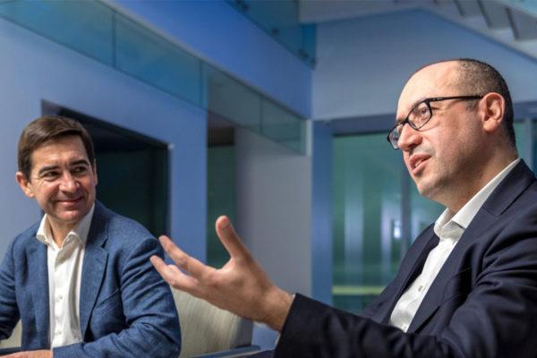 BBVA elige consejero delegado al turco Onur Genç