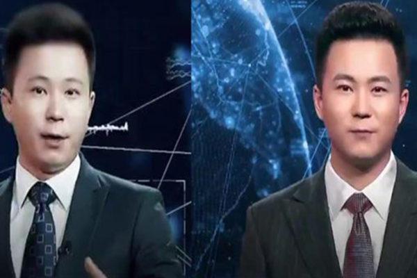 China sorprende con robot presentador de noticias