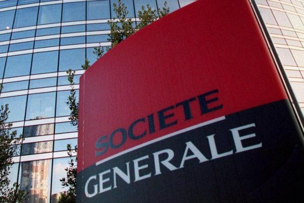 Ganancias de Société Générale bajan 25,8% en el primer trimestre a €631 millones