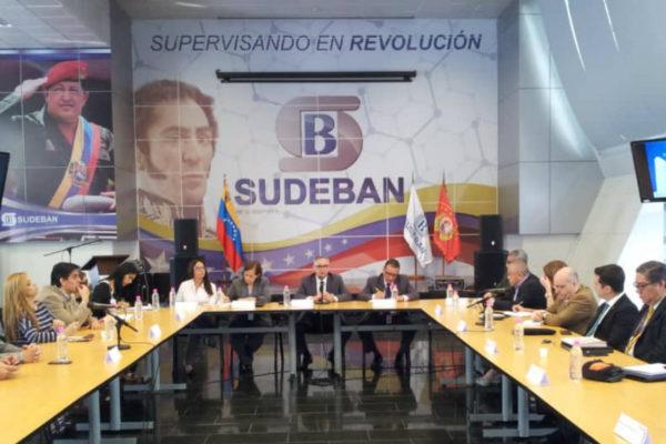 Sudeban supervisa planes para atender transacciones de fin de año