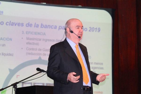Aristimuño: establecimiento del encaje legal en 93% es insuficiente para estimular la actividad bancaria