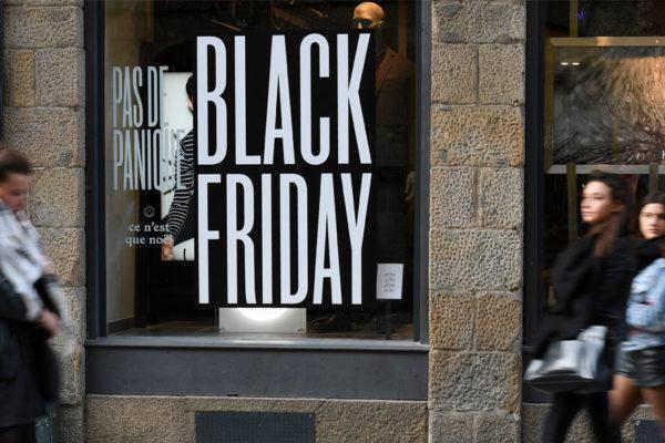 Llega el Black Friday, el postre de Acción de Gracias en EEUU