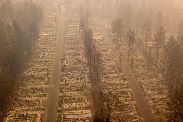 Controlado el incendio más letal de California tras dos semanas