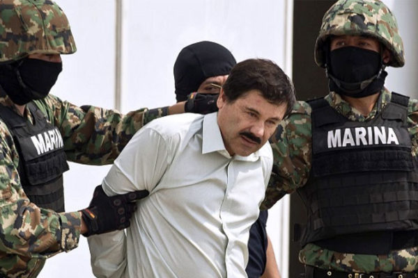 El narcotraficante mexicano Chapo Guzmán es condenado a cadena perpetua