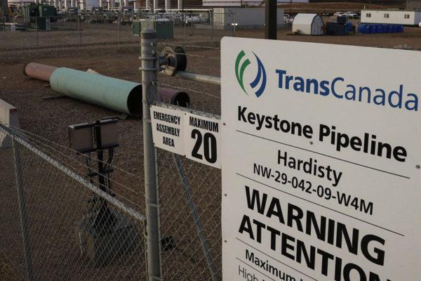 Detienen la construcción del polémico oleoducto Keystone XL