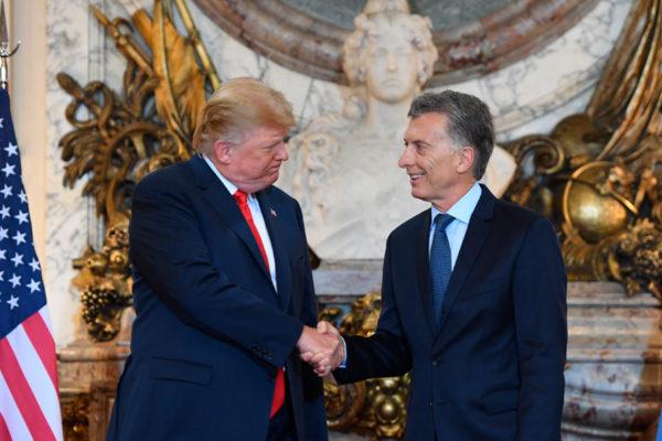 Macri y Trump preocupados por Venezuela