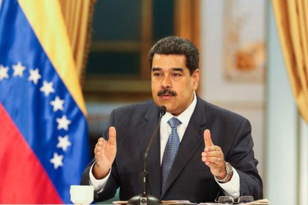 Maduro anuncia aumento del salario mínimo a BsS 4.500