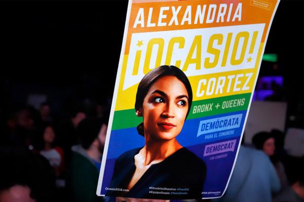 Cifra récord de mujeres llega al Congreso de EEUU