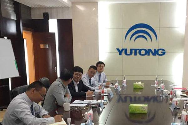 Más de 500 autobuses Yutong se reactivarán en segundo semestre